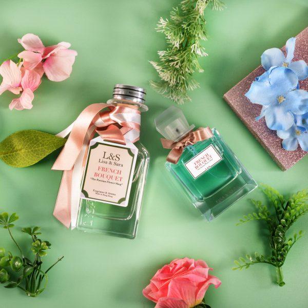 French Bouquet Aqua Perfume