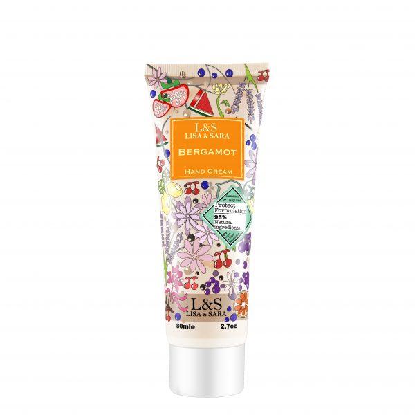 Bergamot Hand Cream