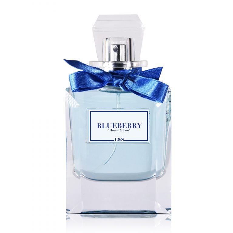 藍莓味淡香水