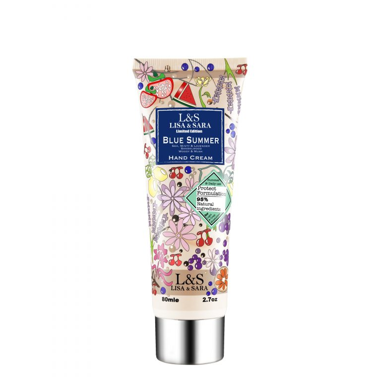 Blue Summer Hand Cream