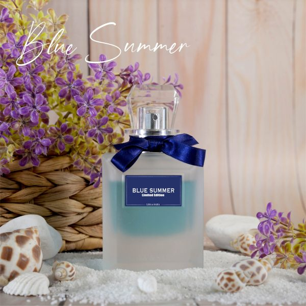 Blue Summer Aqua Perfume