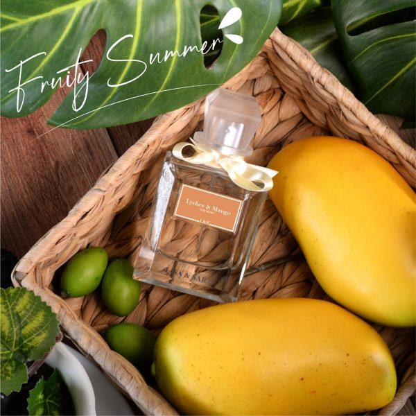 Lychee & Mango Aqua Perfume