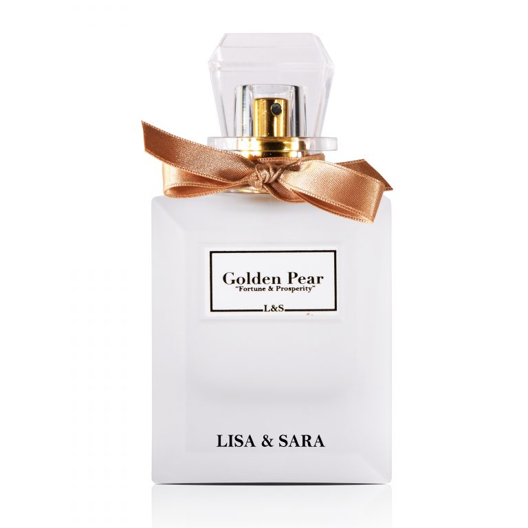 Golden Pear Aqua Perfume
