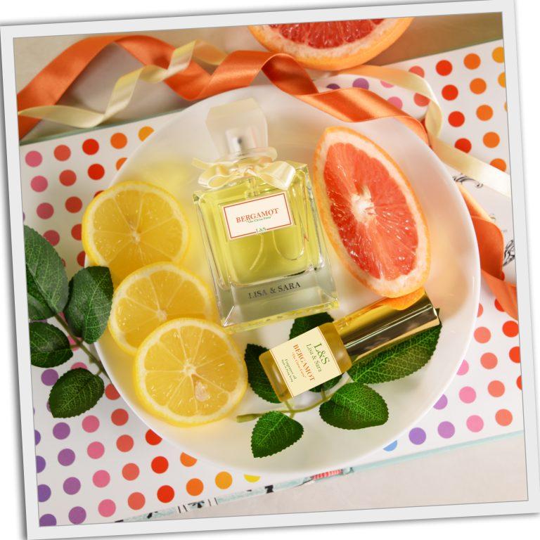 Bergamot Aqua Perfume