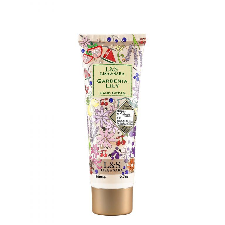 Gardenia Lily Hand Cream