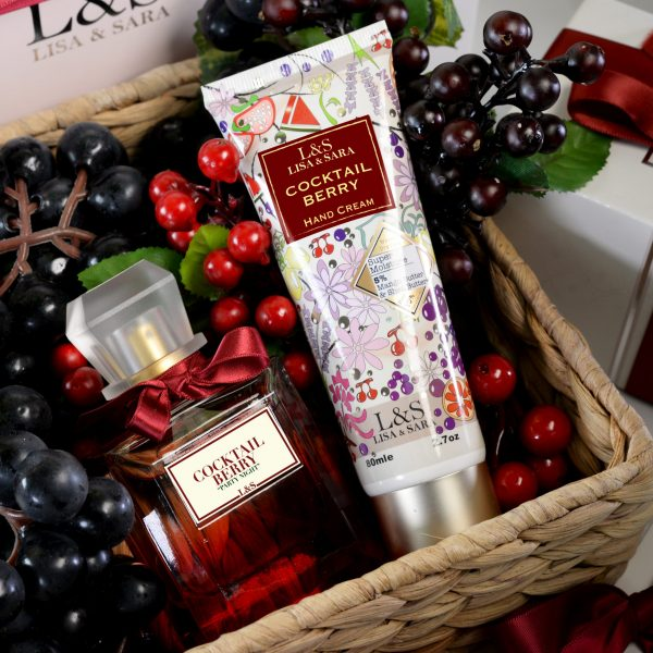 Cocktail Berry Aqua Perfume