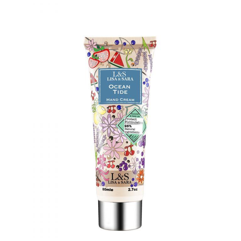 Ocean Tide Hand Cream