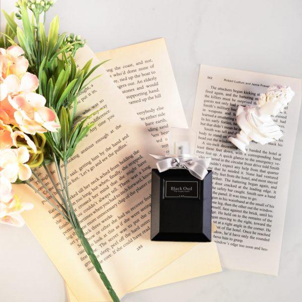 Black Oud Aqua Perfume