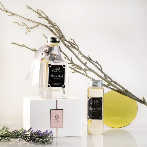 Black Oud Reed Diffuser