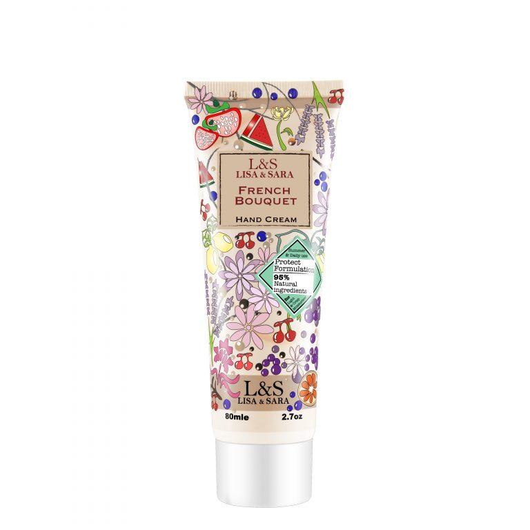 French Bouquet Hand Cream