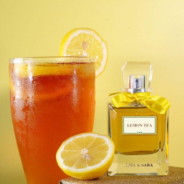 檸檬茶味淡香水