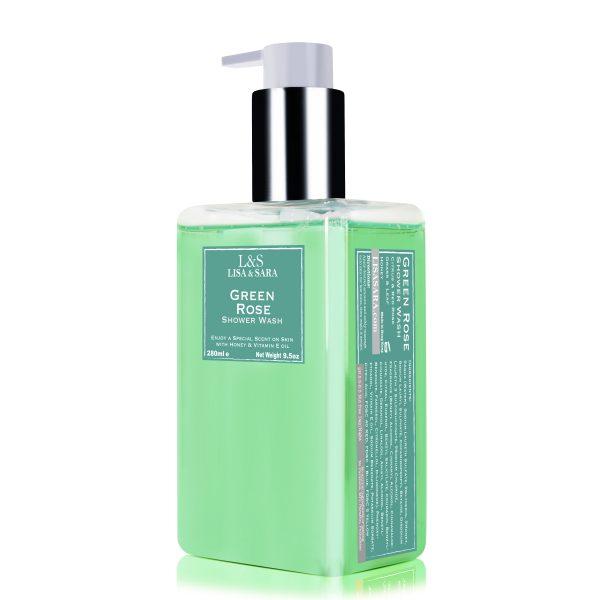 Green Rose Shower Gel