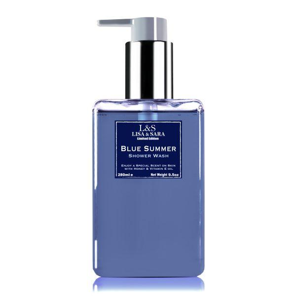 Blue Summer Shower Gel