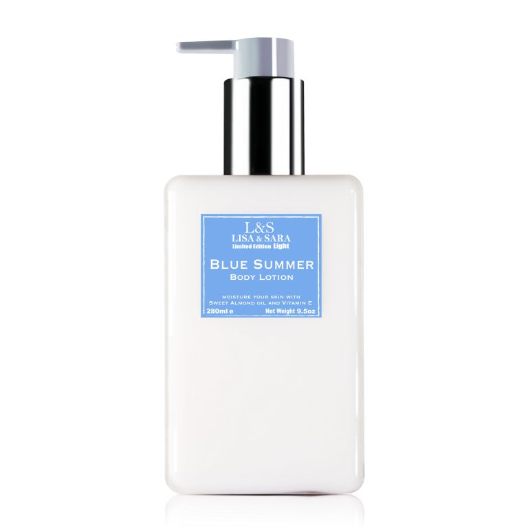 Blue Summer Light Body Lotion