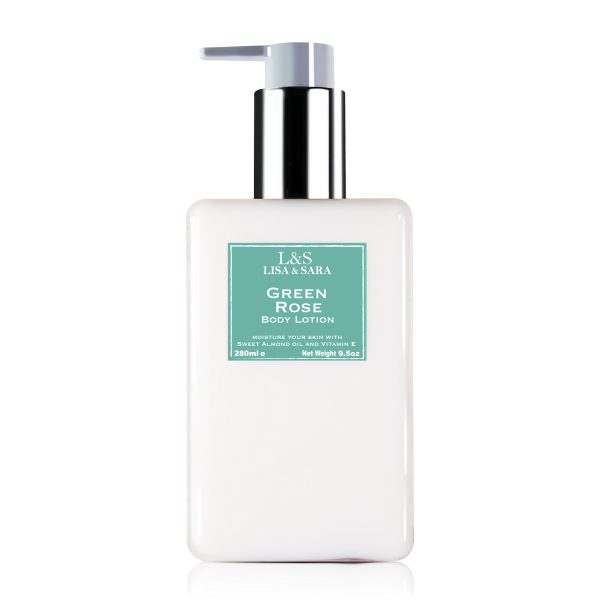 Green Rose Body Lotion