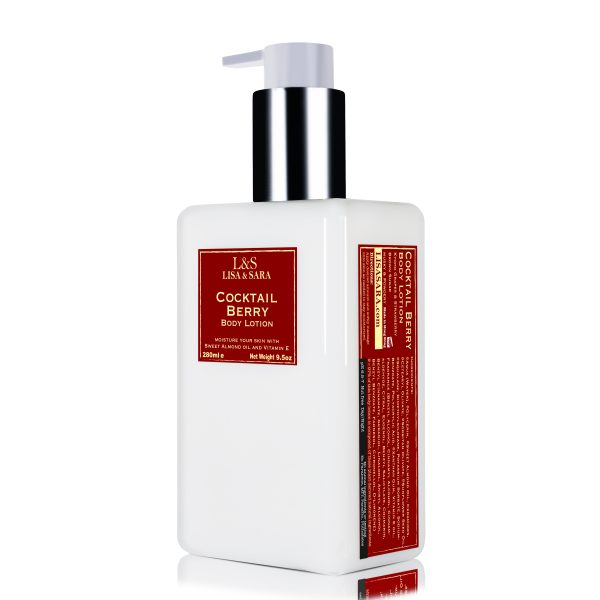 Cocktail Berry Body Lotion