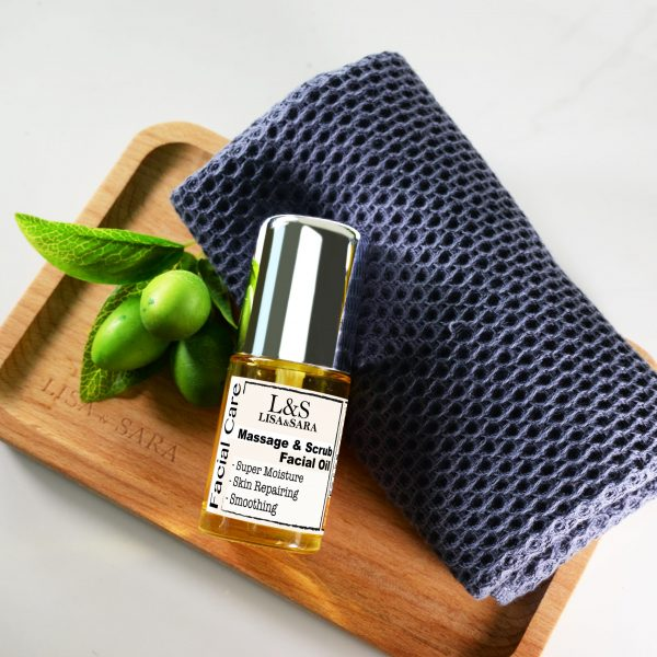 Facial Massage & Scrub Oil