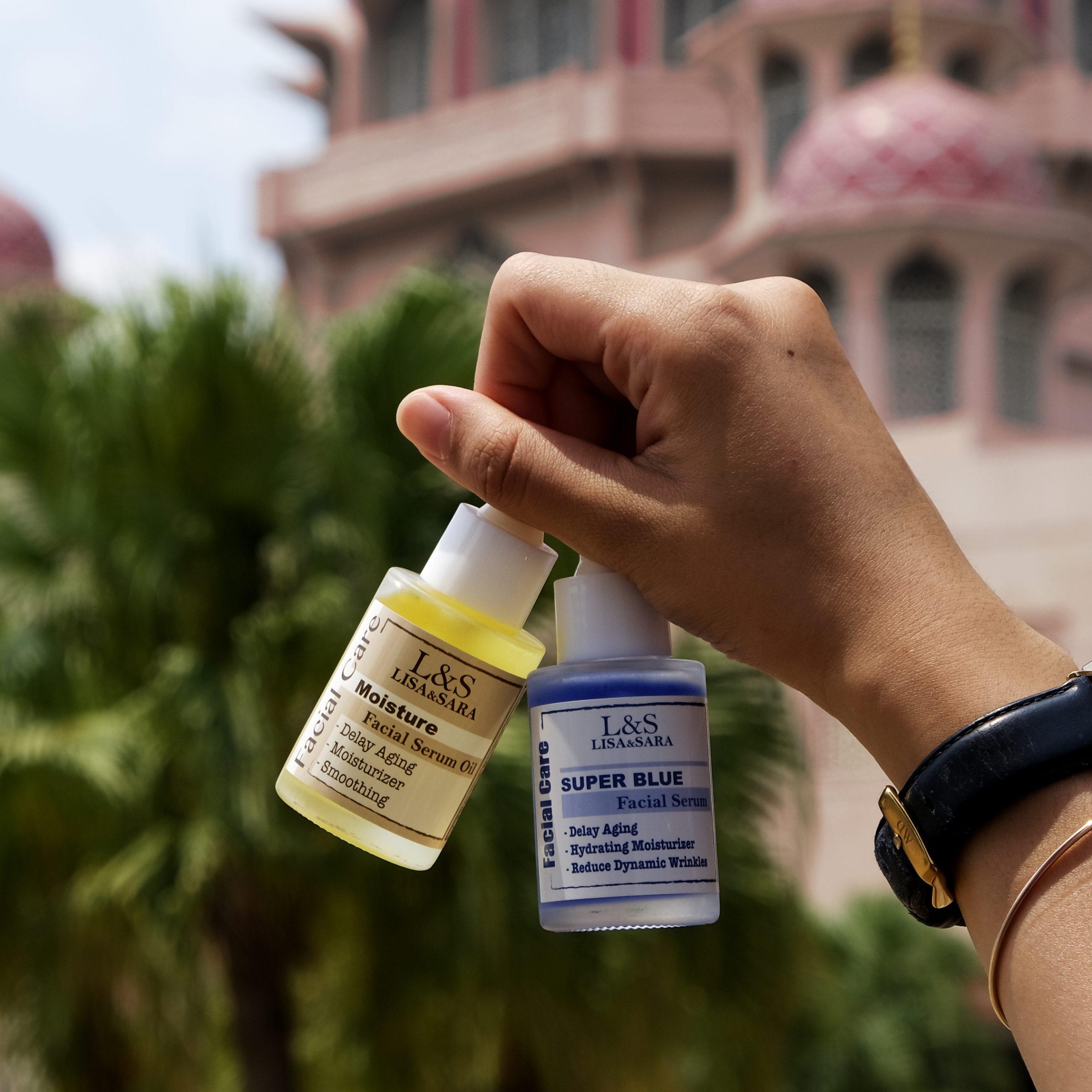 oil+serum