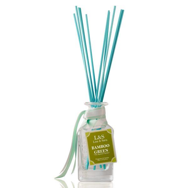 Bamboo Green Reed Diffuser