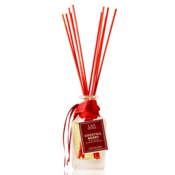 Cocktail Berry Reed Diffuser