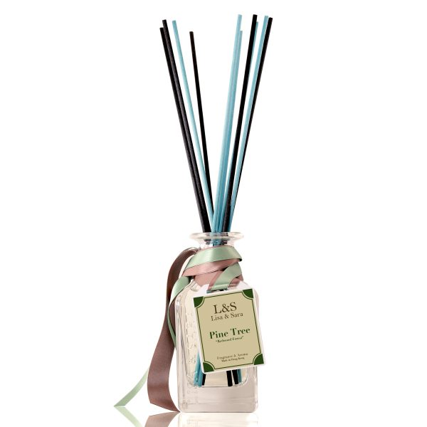 Pine Tree Reed Diffuser