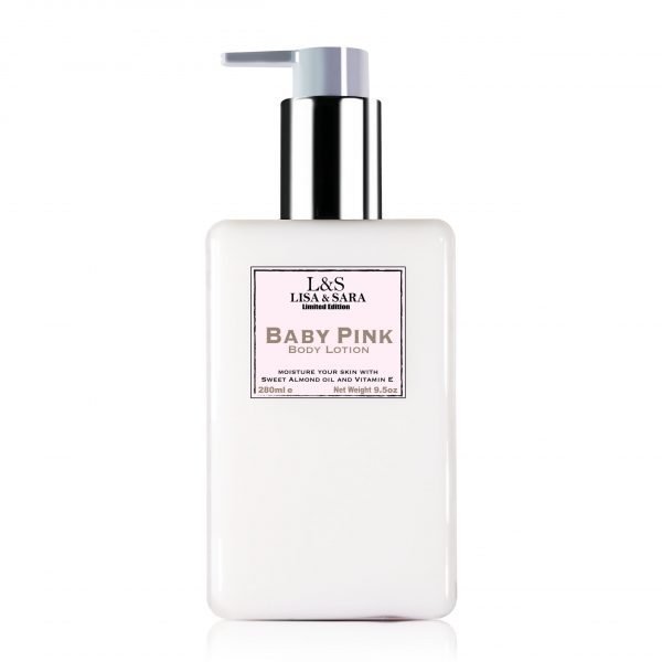 Baby Pink Body Lotion