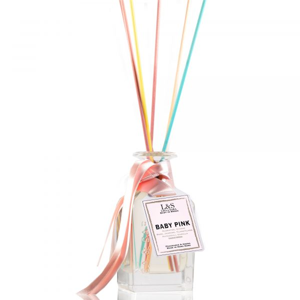 Baby Pink Reed Diffuser