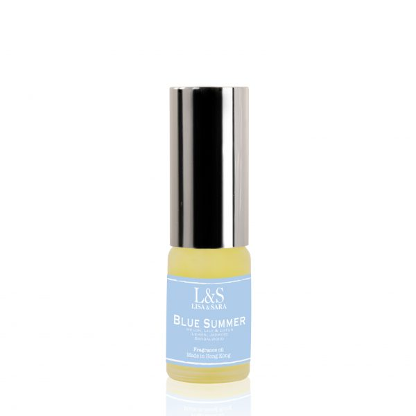 Blue Summer Light Fragrance Oil