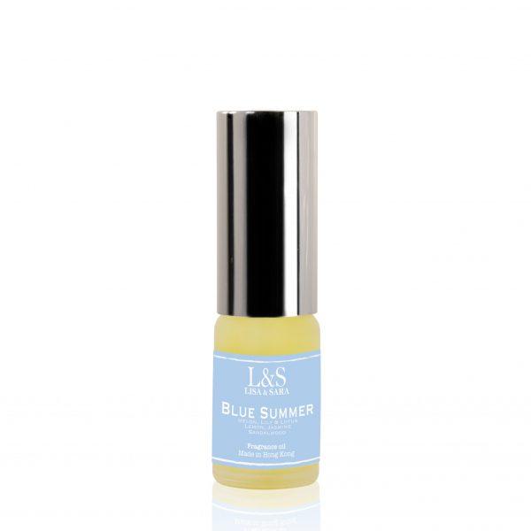 Blue Summer Light Fragrance Oil