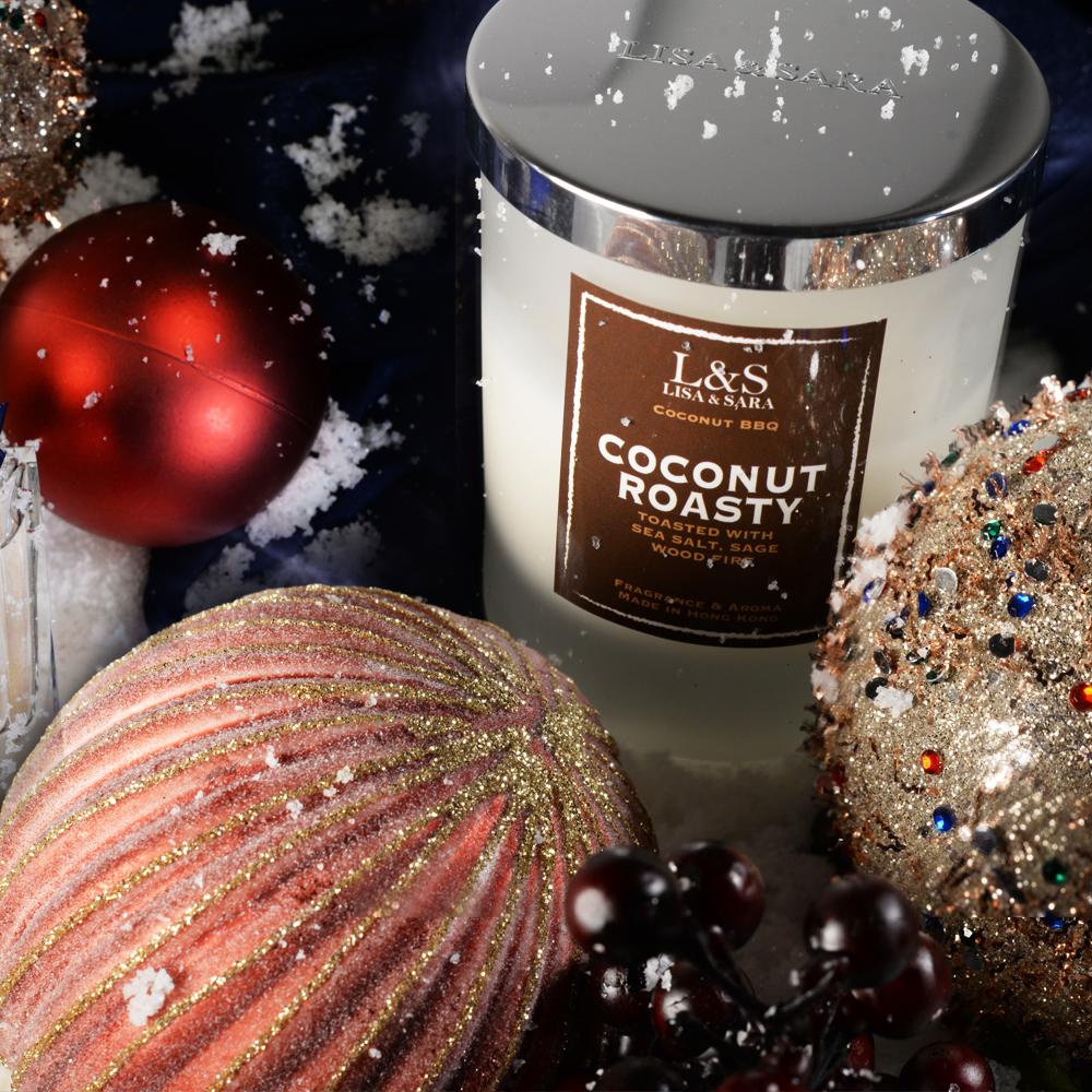 Lisa & Sara Christmas Coconut